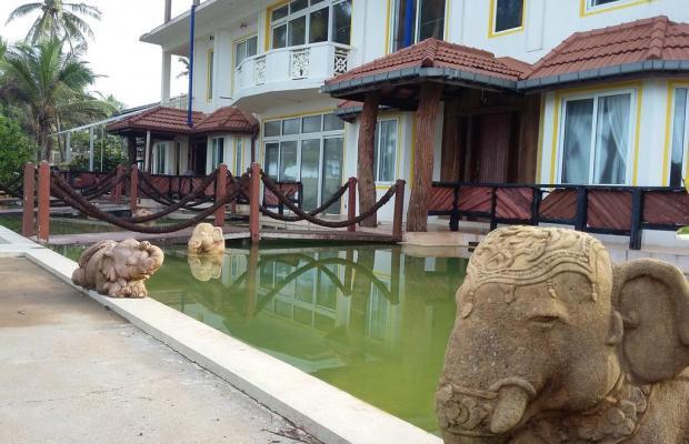 фотографии отеля The Cosy Beach (ех. Platinum Resort; Marawila Sport Resort) изображение №11