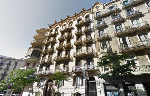 фото отеля Hostal Balmes Centro изображение №1