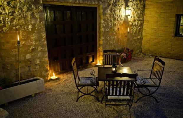 фотографии отеля Parador de Chinchon изображение №3