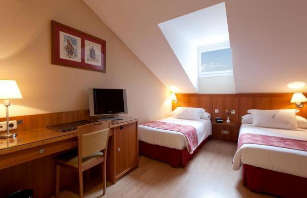 фото отеля Hotel Ateneo (ex. Ateneo Puerta del Sol) изображение №9