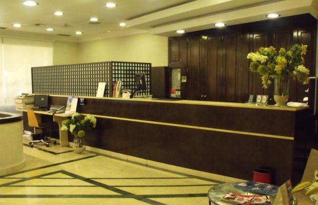 фотографии отеля Barrio de Salamanca изображение №7