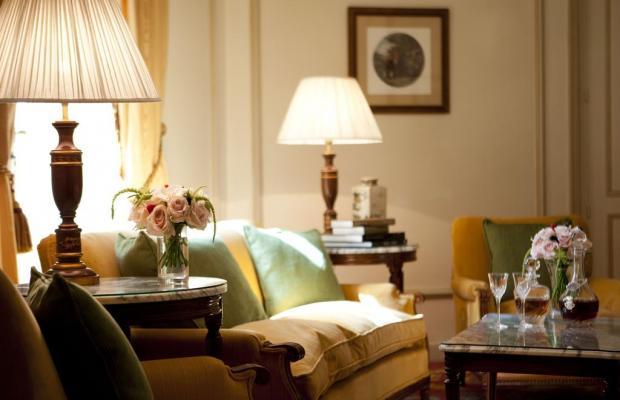 фотографии отеля Ritz Madrid изображение №19