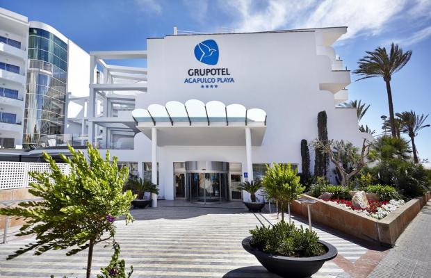 фотографии отеля Grupotel Acapulco Playa изображение №23