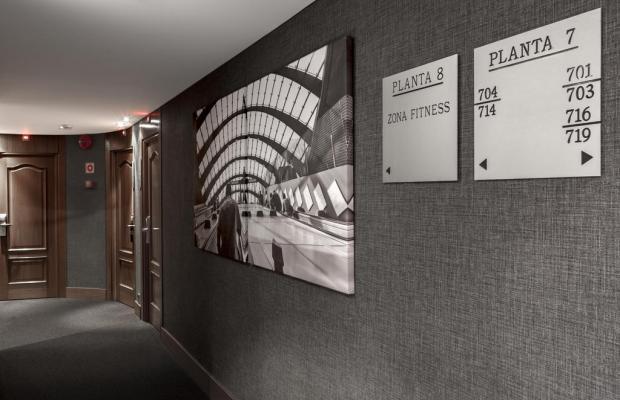 фото отеля AC Hotel Carlton Madrid изображение №5