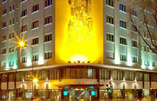 фото отеля AC Hotel Carlton Madrid изображение №1