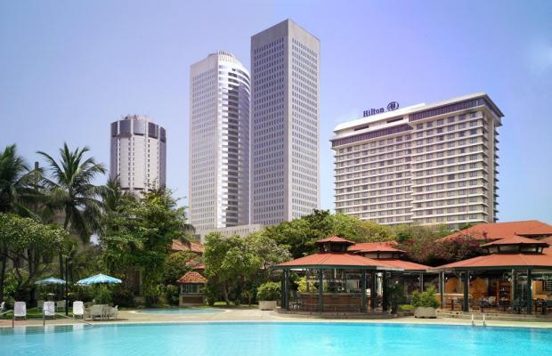 фото отеля Hilton Colombo изображение №1