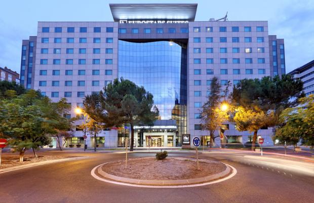 фотографии Eurostars Suites Mirasierra (ex. Sheraton Madrid Mirasierra Hotel & Spa) изображение №4