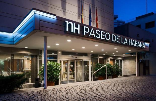 фото NH Madrid Paseo de la Habana (ex. NH La Habana) изображение №10