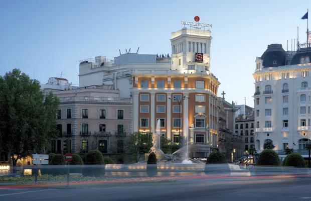 фото NH Collection Madrid Paseo del Prado (ex. Gran Hotel Canarias) изображение №34
