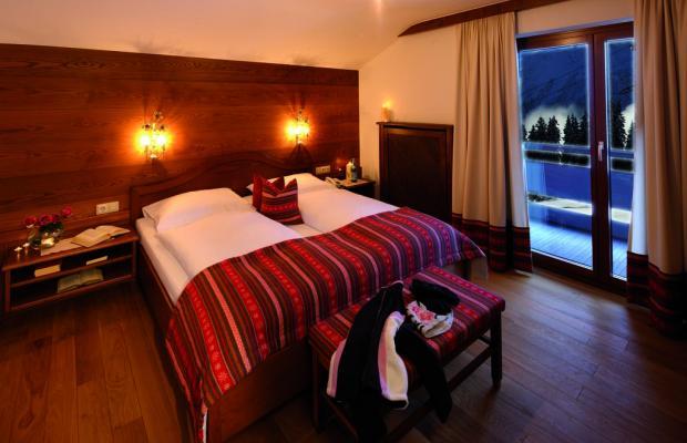 фотографии отеля Montana Oberlech изображение №35