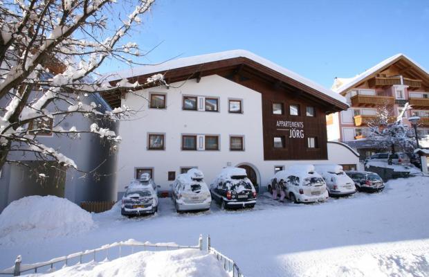 фото отеля Apartmenthaus Jorg изображение №1