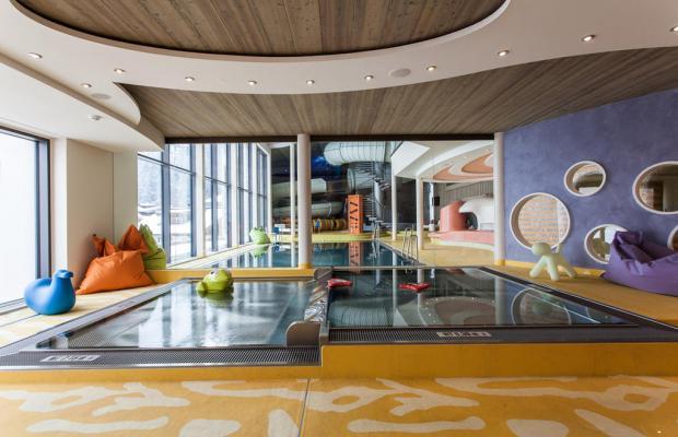 фотографии отеля Sporthotel Stock изображение №39