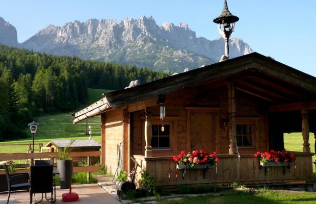 фотографии отеля Pension Wildschwendt изображение №7