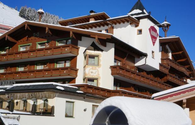 фотографии отеля Alpenbad Hotel Hohenhaus изображение №23
