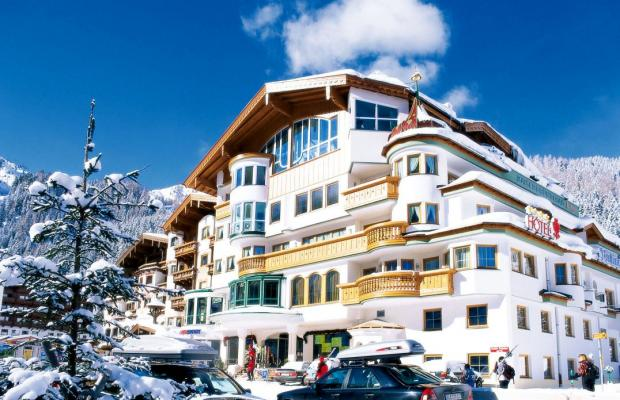 фото отеля Neu-Hintertux Hotel Gletscher & Spa изображение №1