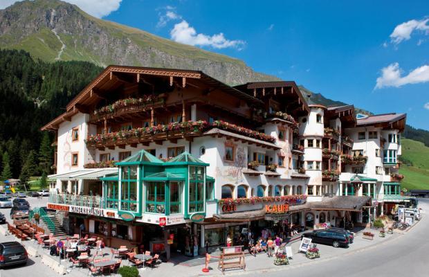 фото отеля Neu-Hintertux Hotel Gletscher & Spa изображение №5