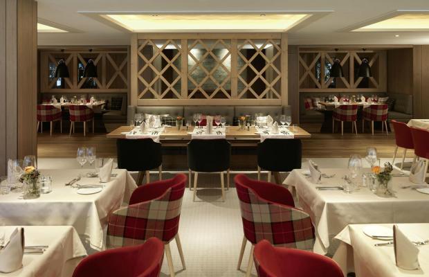 фотографии отеля Lowen Hotel Montafon изображение №19