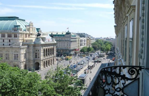 фотографии отеля Das Opernring изображение №23