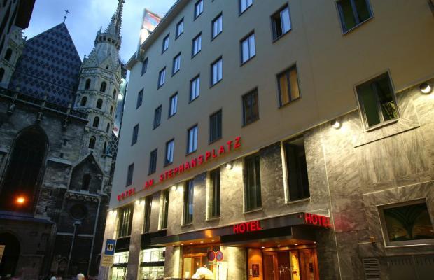 фотографии отеля Am Stephansplatz изображение №27