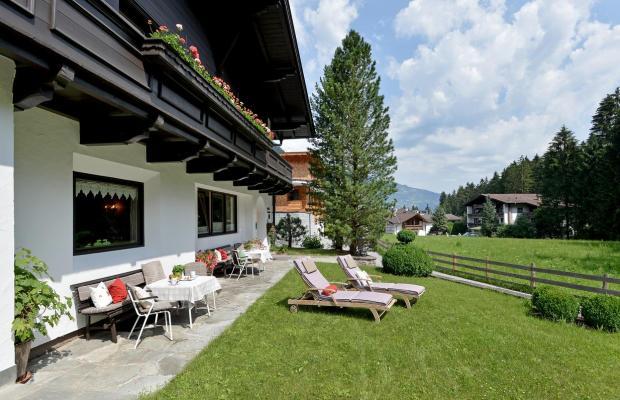 фотографии отеля Alpin Hotel Garni Eder изображение №11
