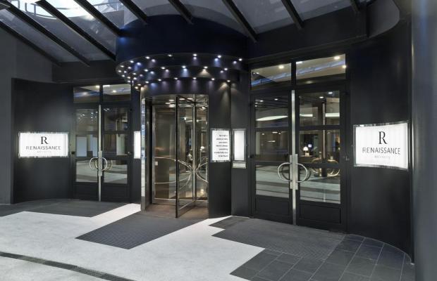 фотографии Renaissance Wien Hotel изображение №12