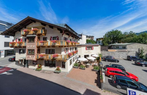 фото отеля Hotel Glasererhaus изображение №1