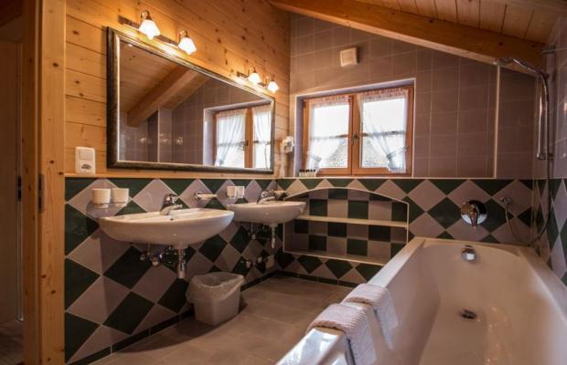 фотографии отеля Hubers Chalets изображение №7