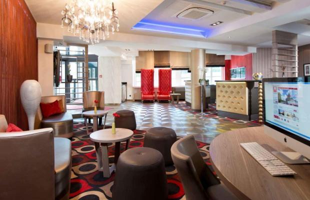фотографии отеля Leonardo Hotel Vienna (ex. Mercure Wien Europaplatz) изображение №23