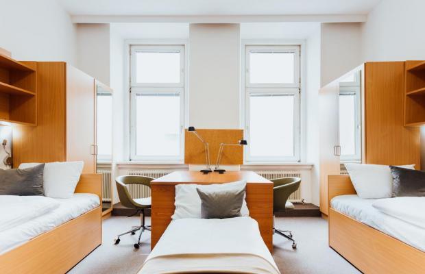 фото MyNext Augarten Hostel (ex. Am Augarten Hotel) изображение №10