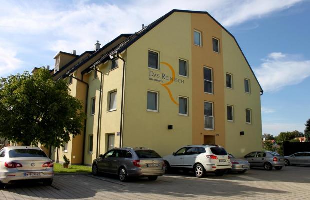 фотографии отеля Das Reinisch Apartments  изображение №11