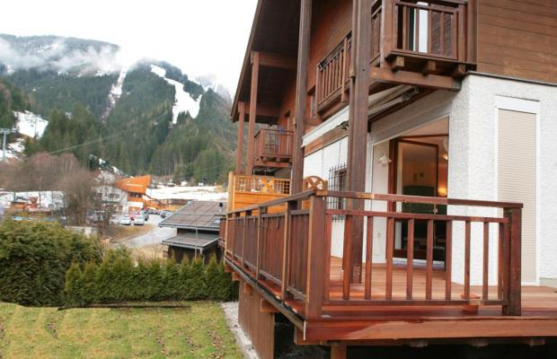 фото отеля Ski Chalet An Der Schmittenhoehe изображение №9