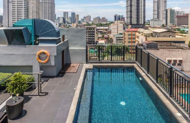 фото отеля Amelie Hotel Manila изображение №1