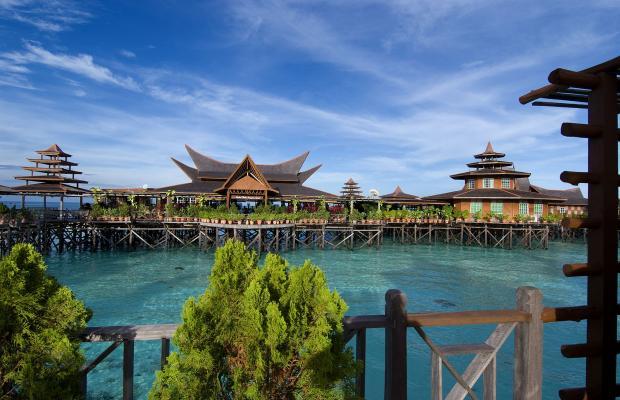 фото отеля Sipadan Mabul Resort изображение №1