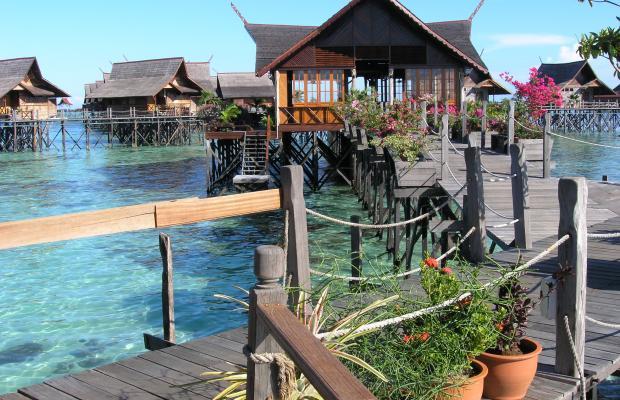 фотографии отеля Sipadan-Kapalai Dive Resort изображение №7