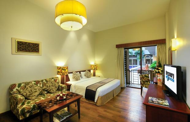 фотографии отеля Pulai Springs Resort изображение №35