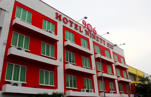 фото отеля Ninety Six Melaka Raya изображение №1