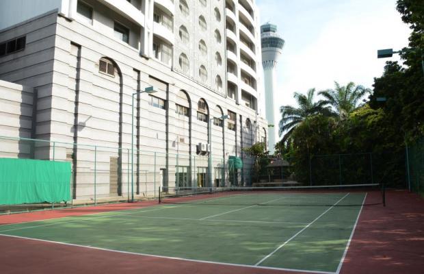 фотографии отеля Sama Sama KLIA (ex. Pan Pacific KLIA) изображение №23