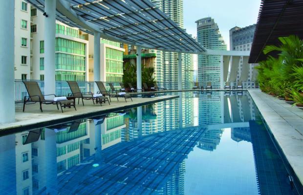фотографии отеля Ascott Kuala Lumpur изображение №3