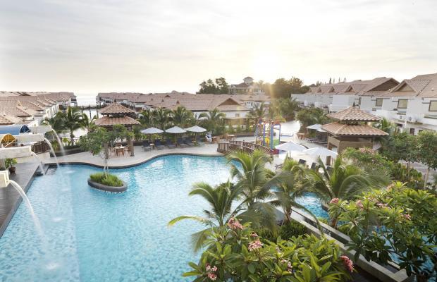 фото отеля Grand Lexis Port Dickson (ex. Legend International Water Homes) изображение №1
