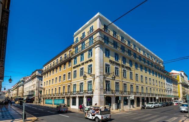 фото отеля Pestana CR7 Lisboa изображение №1