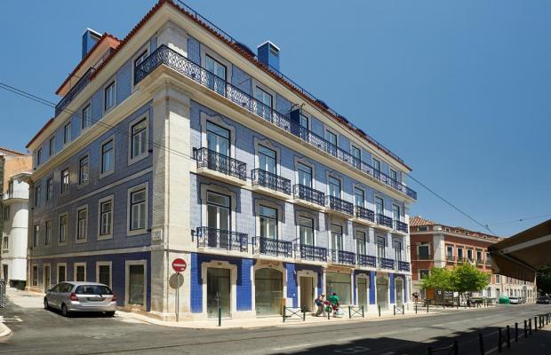фото отеля Portugal Ways Santos Azulejos Apartments изображение №1