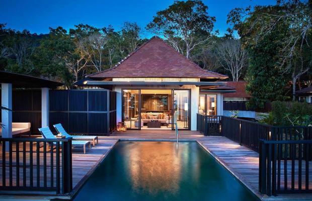 фото Ritz-Carlton Langkawi (ex. Tanjung Sanctuary) изображение №14