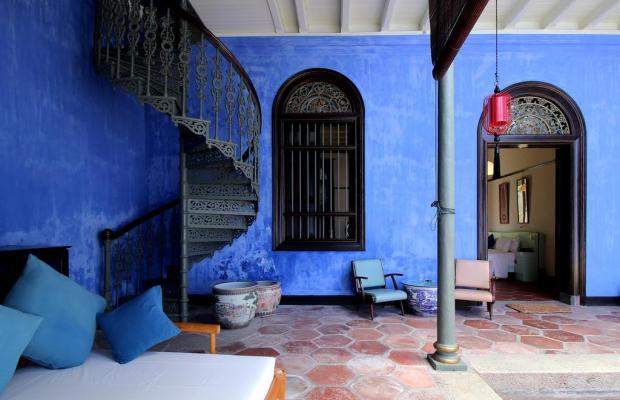 фотографии отеля Cheong Fatt Tze - The Blue Mansion изображение №3