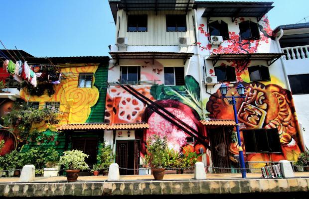 фото отеля Accordian Melaka изображение №9