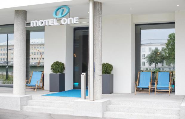 фотографии Motel One Salzburg-Mirabell изображение №32