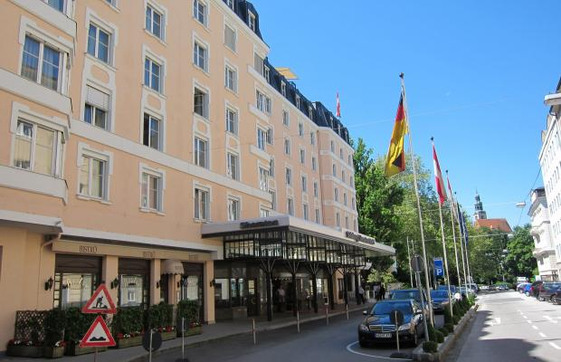 фото отеля Sheraton Grand Salzburg изображение №9