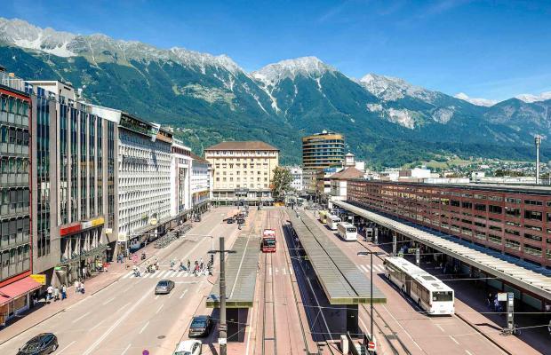 фотографии отеля Ibis Innsbruck изображение №3