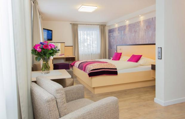 фотографии отеля Kunst-Hotel Kristina изображение №3