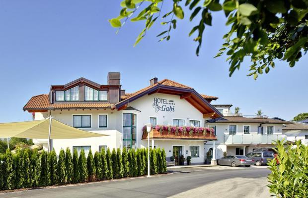 фото Hotel Gabi (ex. Wohlfuhlhotel Gabi - Wals) изображение №34
