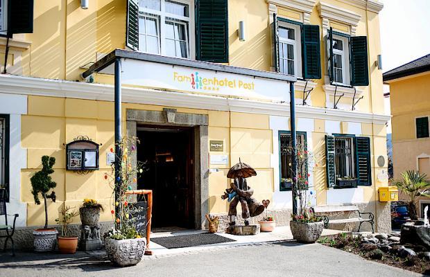 фото отеля Familienhotel Post изображение №37